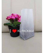 Diamond plastic bag 200mm X 300mm