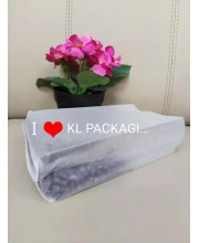 Diamond plastic bag 160mm X 230mm